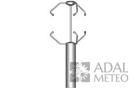 Ультразвуковой датчик скорости и направления ветра Ultrasonic Anemometer 3D
