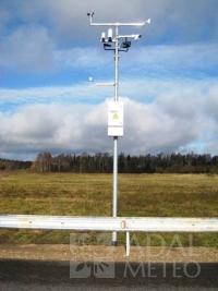 AMS Дорожная Метеорологическая Станция